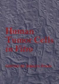 Cover Human Tumor Cells in Vitro