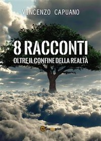Cover 8 racconti oltre il confine della realtà