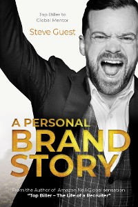 Cover A Personal Brand Story