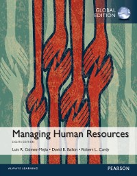 Cover Managing Human Resources, Global Edition