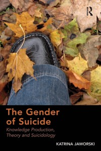 Cover Gender of Suicide