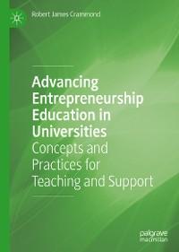 Cover Advancing Entrepreneurship Education in Universities