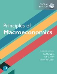 Cover Principles of Macroeconomics, Global Edition