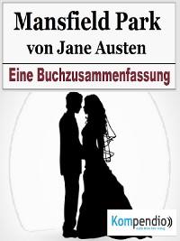 Cover Mansfield Park von Jane Austen