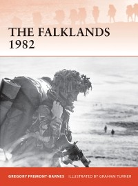 Cover Falklands 1982