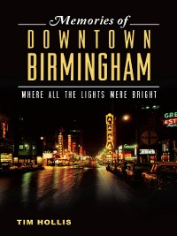 Cover Memories of Downtown Birmingham