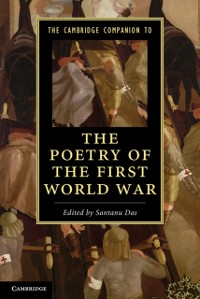 Cover Cambridge Companion to the Poetry of the First World War