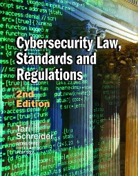 Cover Cybersecurity Law, Standards and Regulations, 2nd Edition