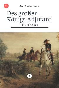 Cover Des großen Königs Adjutant