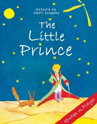 Cover The Little Prince. Quotes, Prayer
