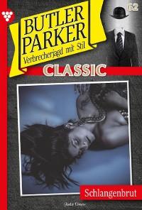 Cover Butler Parker Classic 62 – Kriminalroman