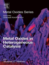 Cover Metal Oxides in Heterogeneous Catalysis