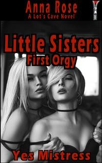 Cover Yes Mistress: Little Sisters First Orgy