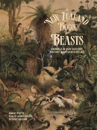 Cover A New Zealand Book of Beasts