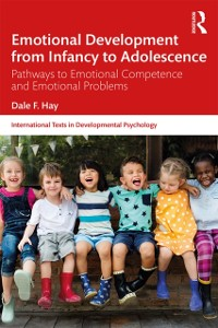 Cover Emotional Development from Infancy to Adolescence