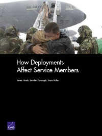 Cover How Deployments Affect Service Members