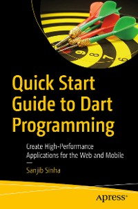 Cover Quick Start Guide to Dart Programming
