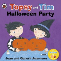 Cover Topsy and Tim: Halloween Party