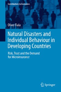 Cover Natural Disasters and Individual Behaviour in Developing Countries