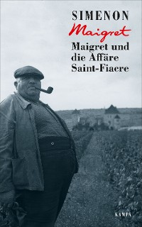Cover Maigret und die Affäre Saint-Fiacre