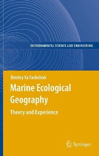 Cover Marine Ecological Geography