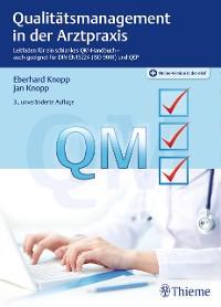 Cover Qualitätsmanagement in der Arztpraxis
