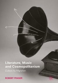 Cover Literature, Music and Cosmopolitanism