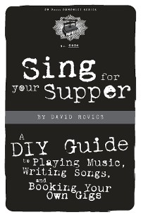 Cover Sing for Your Supper