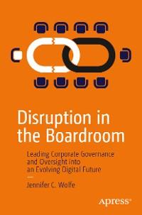 Cover Disruption in the Boardroom