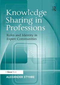 Cover Knowledge Sharing in Professions