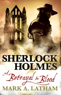 Cover Sherlock Holmes - A Betrayal in Blood