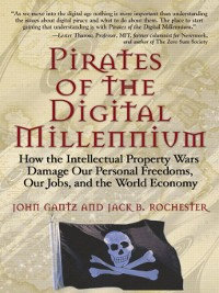 Cover Pirates of the Digital Millennium