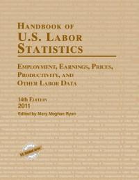 Cover Handbook of U.S. Labor Statistics 2011