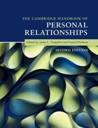 Cover Cambridge Handbook of Personal Relationships