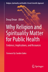 Cover Why Religion and Spirituality Matter for Public Health