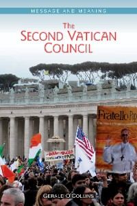 Cover The Second Vatican Council