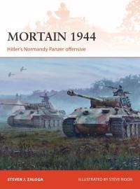 Cover Mortain 1944