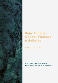 Cover Rape Culture, Gender Violence, and Religion