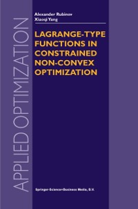 Cover Lagrange-type Functions in Constrained Non-Convex Optimization