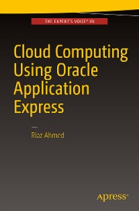 Cover Cloud Computing Using Oracle Application Express