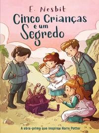 Cover Cinco Crianças e um Segredo