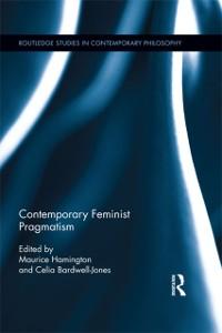 Cover Contemporary Feminist Pragmatism
