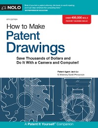 Cover How to Make Patent Drawings
