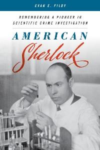 Cover American Sherlock