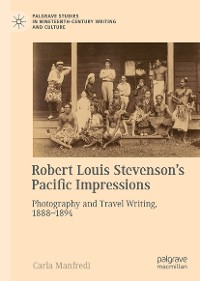 Cover Robert Louis Stevenson's Pacific Impressions