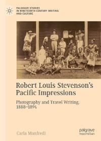 Cover Robert Louis Stevenson's Pacific Impressions