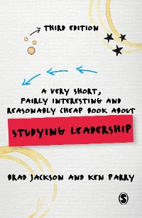 Cover A Very Short, Fairly Interesting and Reasonably Cheap Book about Studying Leadership