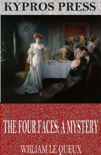Cover Four Faces: A Mystery