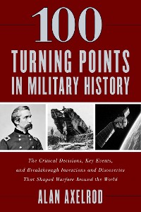 Cover 100 Turning Points in Military History