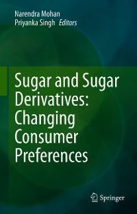 Cover Sugar and Sugar Derivatives: Changing Consumer Preferences